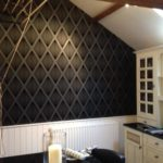 Residential customers feature wall